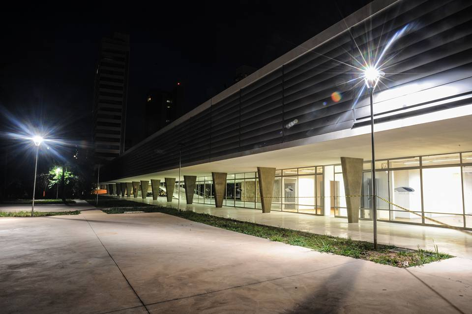 Teatro Escola Estadual Milton Campos