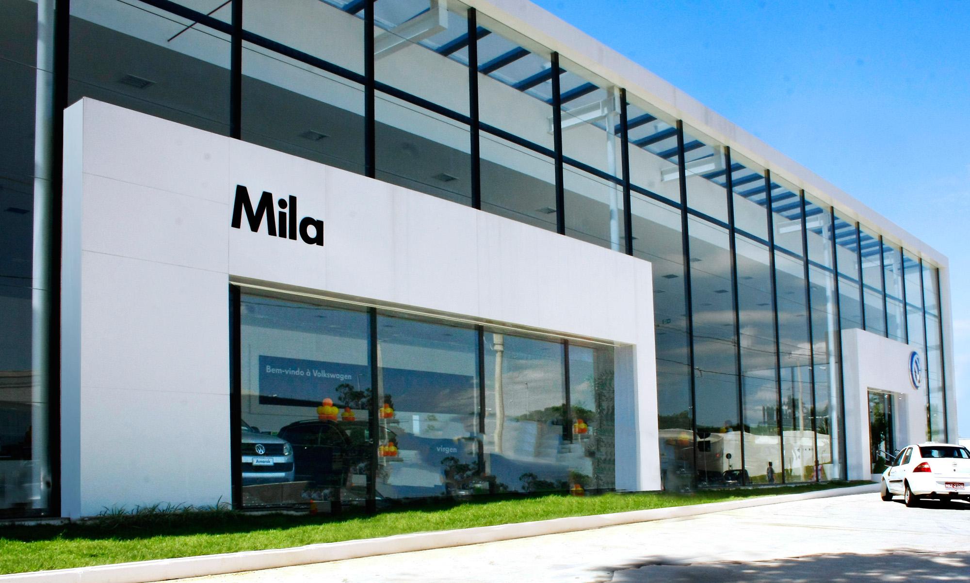Concessionária Mila