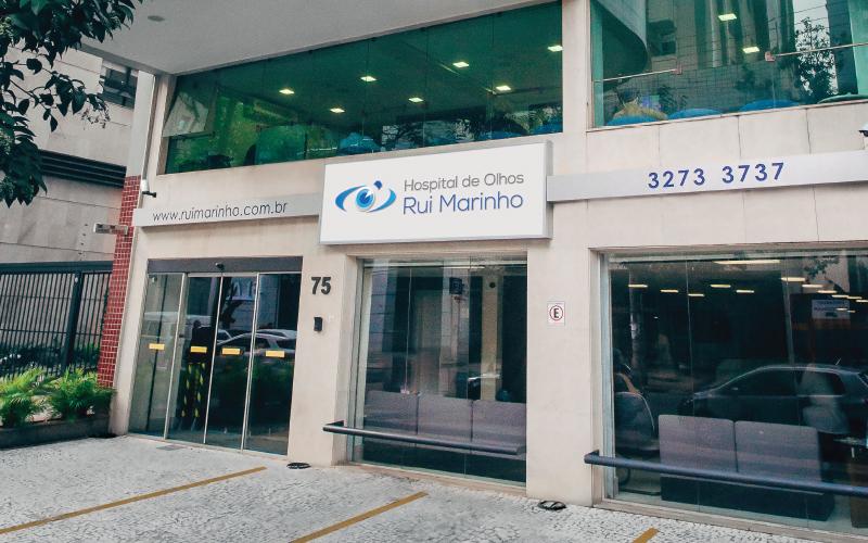 Hospital de Olhos Rui Marinho